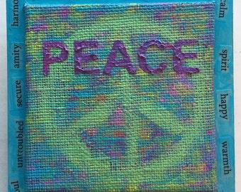 Peace - Inspire Art