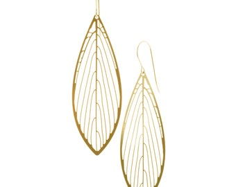 Parallel Earrings (gold)
