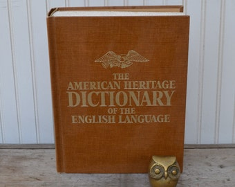 The American Heritage Dictionary of the English Language - Royal Hill Vintage