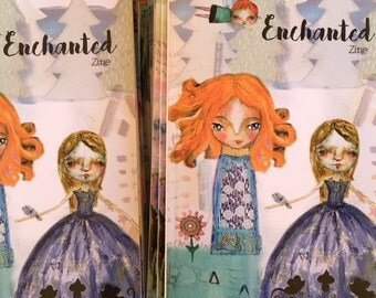 Enchanted zine
