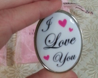 I Love You Ring
