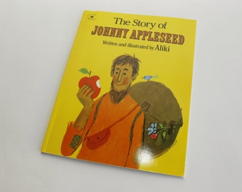 Classic 1971 The Story of Johnny Appleseed~ The Pink Room ~ 170214