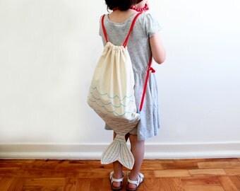 Mother mermaid - backpacks
