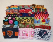 Bulk Discount - 30 Eco-Friendly, Reusable, Slip-on Cup Cozies, Cup Sleeves of Your Choice and Free U.S. Priority Shipping