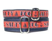 Martingale Dog Collar - Salty Dog