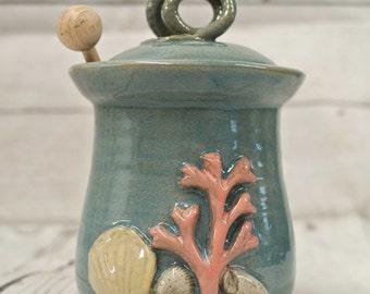 Beach Honey Pot