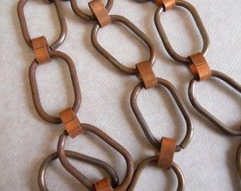 Vintage Large Link Chain
