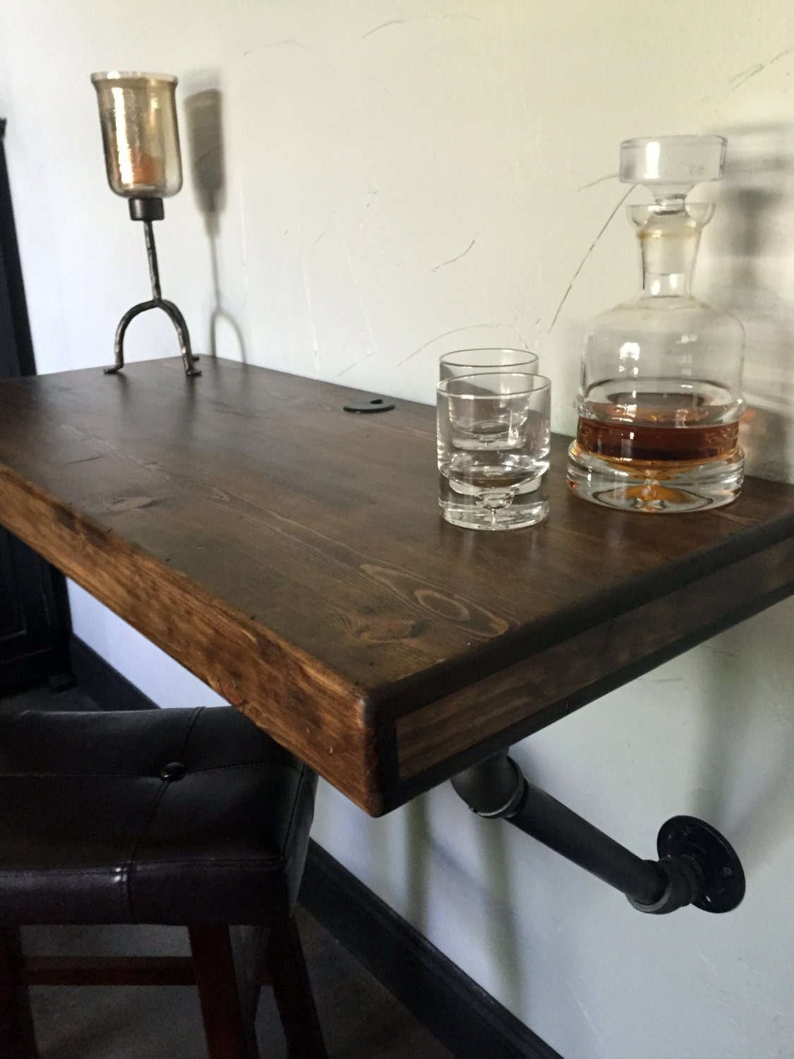 Industrial Pipe Coffee Table Pipe Desk Etsy