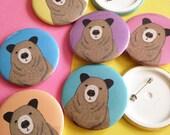Badge : Toby the Bear