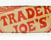 Trader Joe's Grocery Bag Wallet