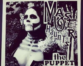 Master Haunts the Puppet Original Creepy Cool Haunting Music by RamTess