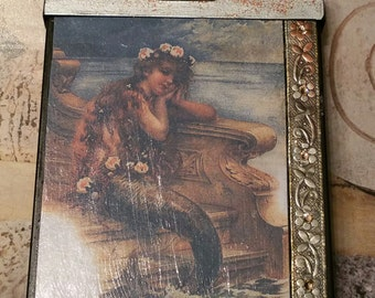 Mermaid Dreams Cigarette Case