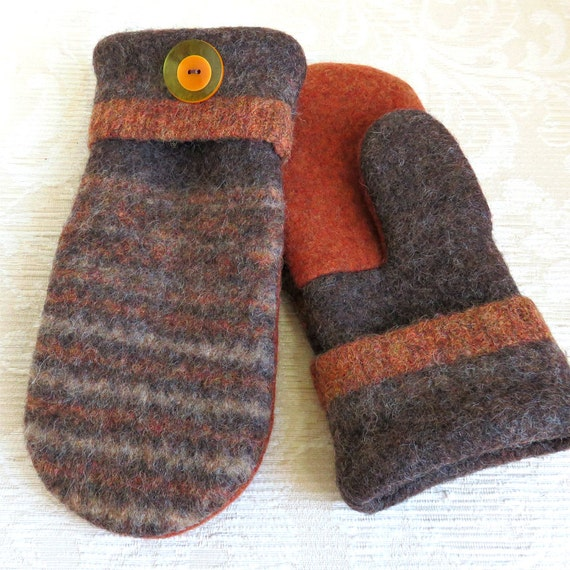Wool Sweater Mittens For Sale 108