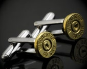 Cufflinks - Winchester 40s Bullets