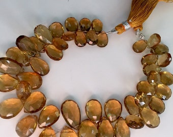Spectacular honey quartz pears  WHOLESALE PRICE 28.00