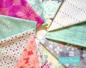 Canyon Fabric Bundle, Christmas Gift for the Quilter, Designer Fabric by Kate Spain,  Moda Fabric- Fabric bundle of 10, Choose the Cut
