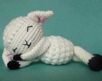 Lamb Amigurumi Pattern - Crochet Lamb