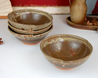 Soup Bowl in Brownstone - Made to Order