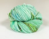 Dyed to order Hand Dyed Yarn - Grindylow
