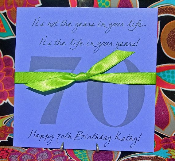 70th Birthday Party - 70th Birthday Favors - Adult Birthday -  Milestone Birthday - Adult Party Favors - Birthday Lotto - Lotto Ticket Favor