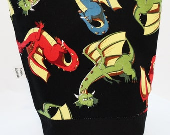 Insulated Lunch Bag - Dragons