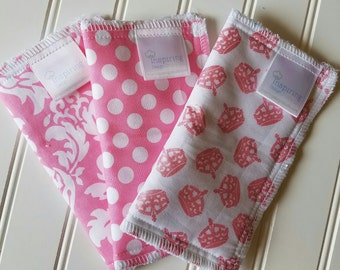 Kids-Wash-Cloth-Pink-Crowns-Baby-Wipes-Meal-Time-Clean-Up-Art-Time-Wiping-Boards-New-Parent-Baby-Accessories-Shower-Baby-Toddler-Gift-Set