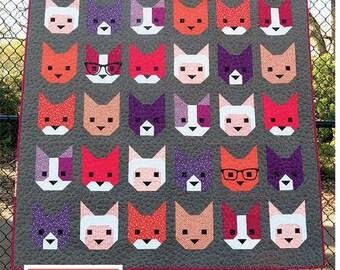 The Kittens  - Pattern by Elizabeth Hartman (EH 019)