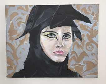 Suzy Bishop: The Raven