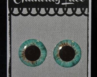 Realistic Blythe eyechips Style #128