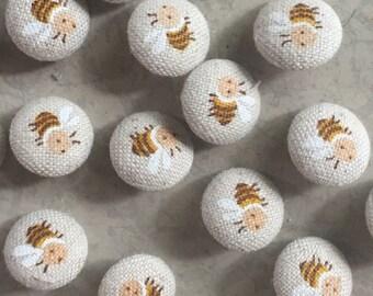 10 Linen Bees