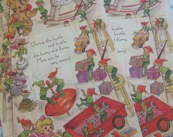 christmas unwinders cards
