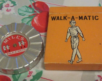vintage walk-a-matic