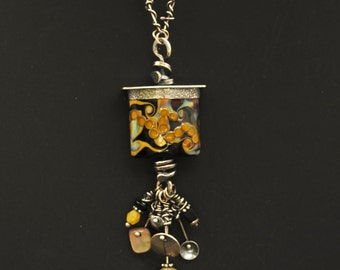 Necklace - Lampwork Beauty