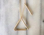 dinner bell necklace