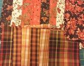 April Cornell Sonnet fabric | Out of Print Fat Quarter set plus | Cotton Quilting fabric