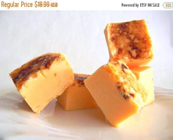 BIRTHDAY SALE Julie's Fudge - CREME Brulee - One Pound