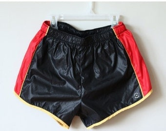 ON SALE Deadstock, 1980s Canadian Surf Shorts >>> Men's Extra Small to Small >>> Boy's Size Large to Extra Large