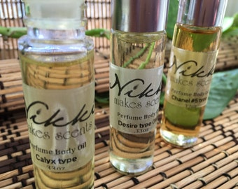 Perfume Roll on (Women Fragrances A-F)