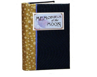 Memories Of The Moon,  Bo Press Miniature Books