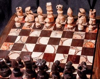 Chess set Ready to ship