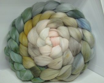 Merino 15.5 Roving Combed Top 5oz - River Rocks 1