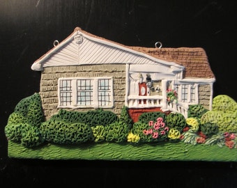 Custom Home Ornaments - Architectural and Landscape Detail - Cape