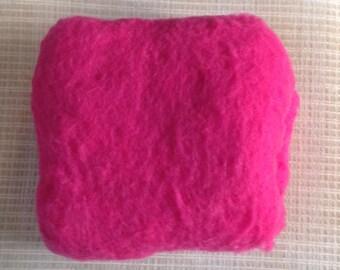 Wool Fiber Short Fiber Merino Needle Felting Wet Felting