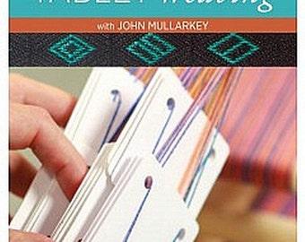 Double-Faced Tablet Weaving with John Mullarkey