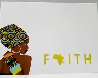 Note cards, Blank note cards, Greeting cards, Blank greeting cards, African cards, Thank you cards, Birthday Cards, African note cards, Card