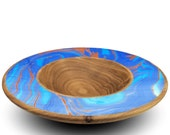 Coral and Elm - Elm Wood bowl