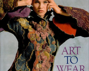 Art to wear book by Julie Schafler Dale
