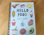 2017 Diary - Hello Food