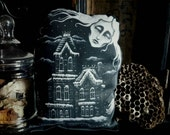 Winter's Cold Embrace Limited Print Poppet by Macabre
