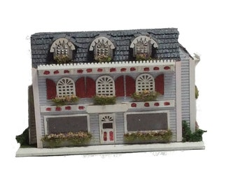 Complete Kit - 1:144 Scale Victorian Store Front House